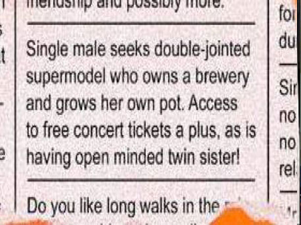 Personal ads dating detroit metro